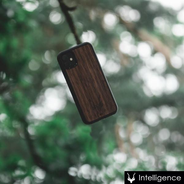 Houten iPhone-hoesjes